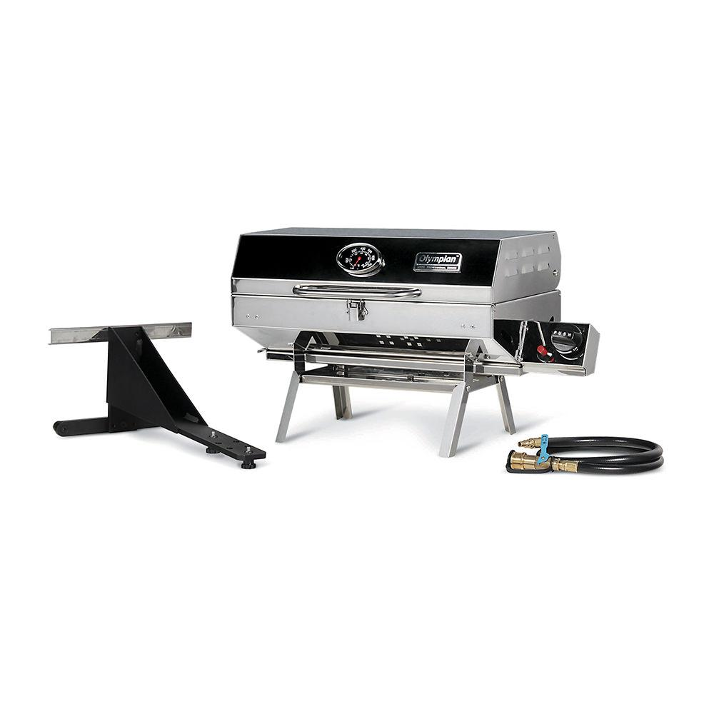 This new fish cleaning station was built in 2010 the stainless steel -  Camco 5500 Stainless Steel Rv And Outdoor Grill
