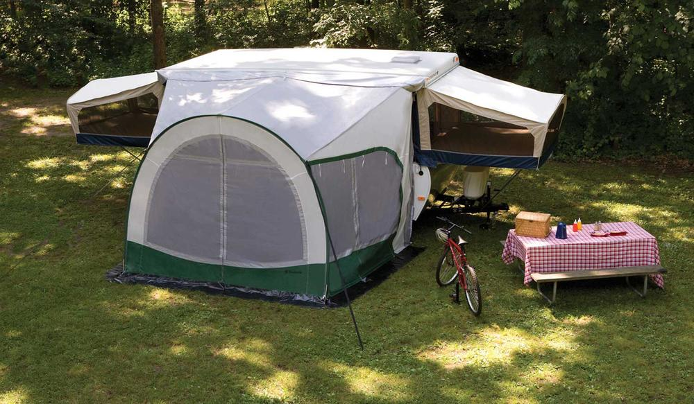 Dometic Cabana Awning For Pop Ups 13 Dometic 747grn13