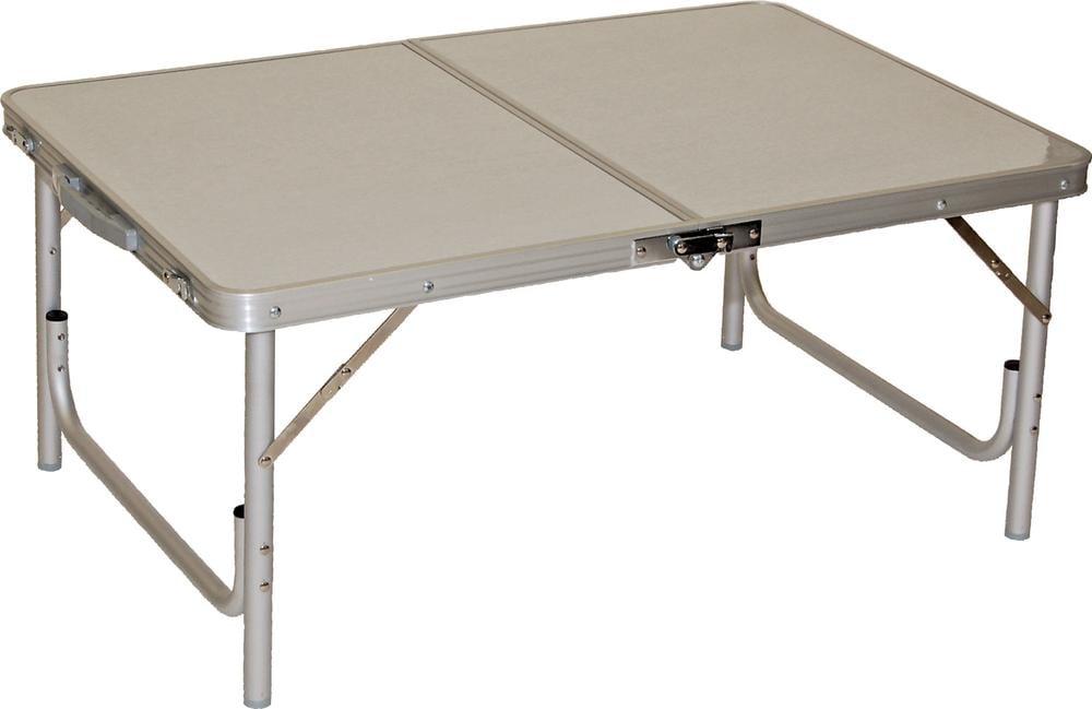 Charmant ... 3 Fold N Half Aluminum Table ...