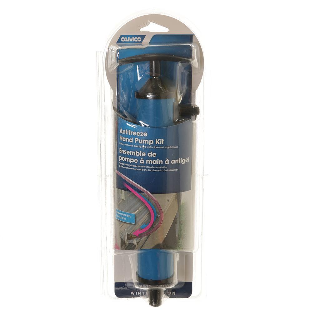 Plastic Winterizing Hand Pump Kit - Camco 36003 - Winterizing ...