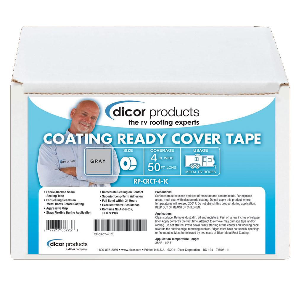 ... Dicor Coating Ready Cover Tape, 50L X 4W ...