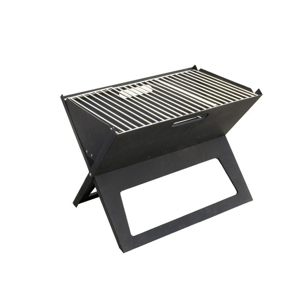 hot spot notebook charcoal grill fire sense 60508. Black Bedroom Furniture Sets. Home Design Ideas