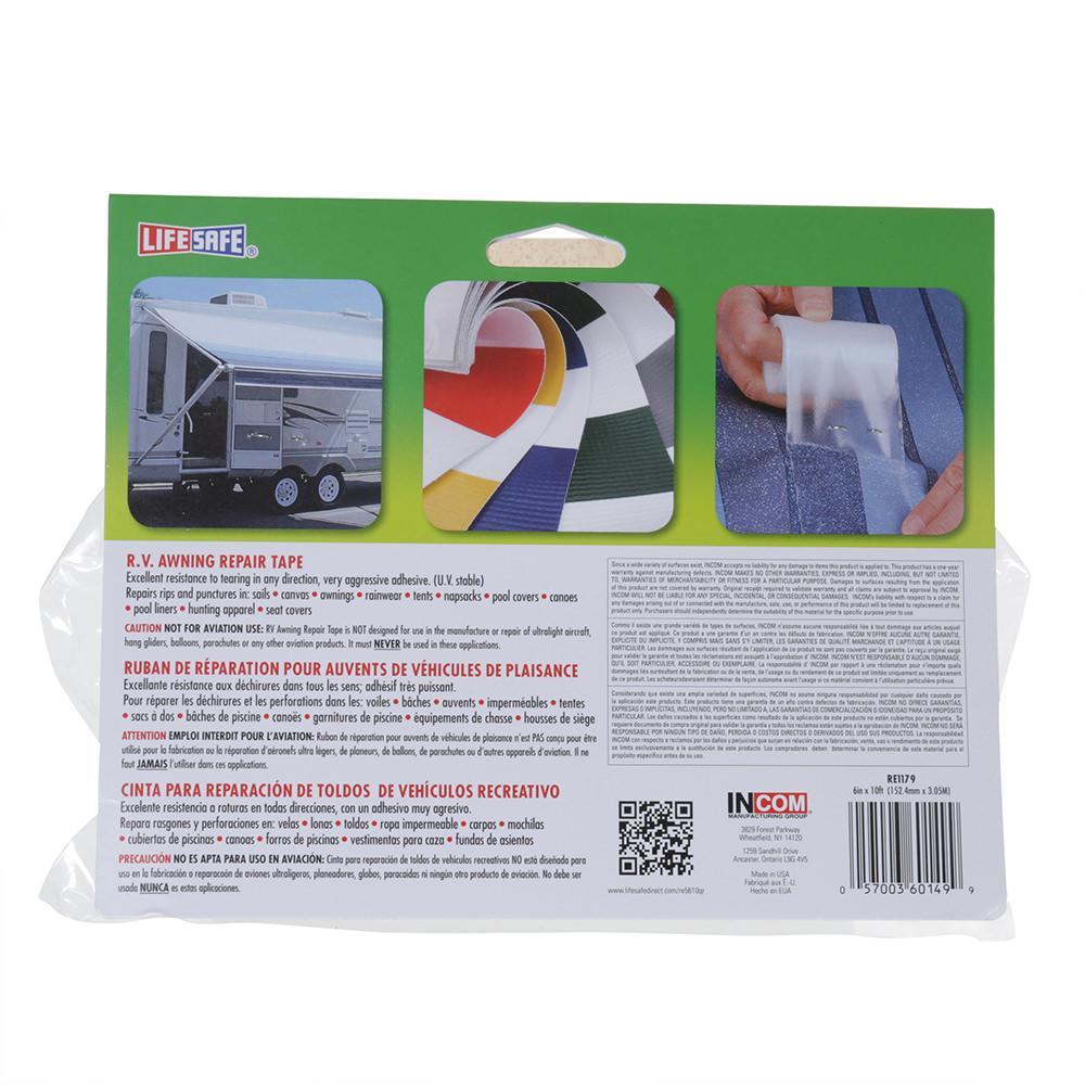 Canopy Repair Tape Amp Awning Best Rv Awning Repair Tape Rv