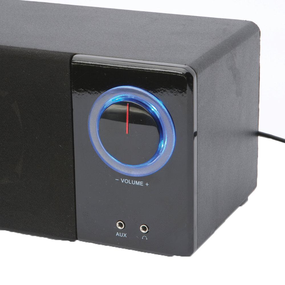 Sentry 2 1 Surround Sound Speaker System Sentry Spbar Tv Accessories Camping World