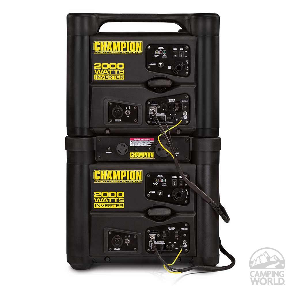 2000 Watt Inverter Generator With Usb Champion