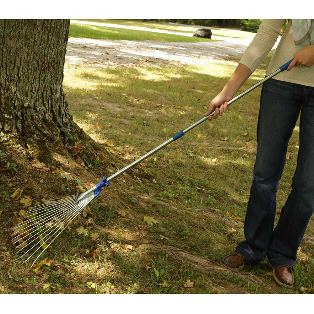 Collapsible Rake - Camco 42171 - Camp Tools - Camping World