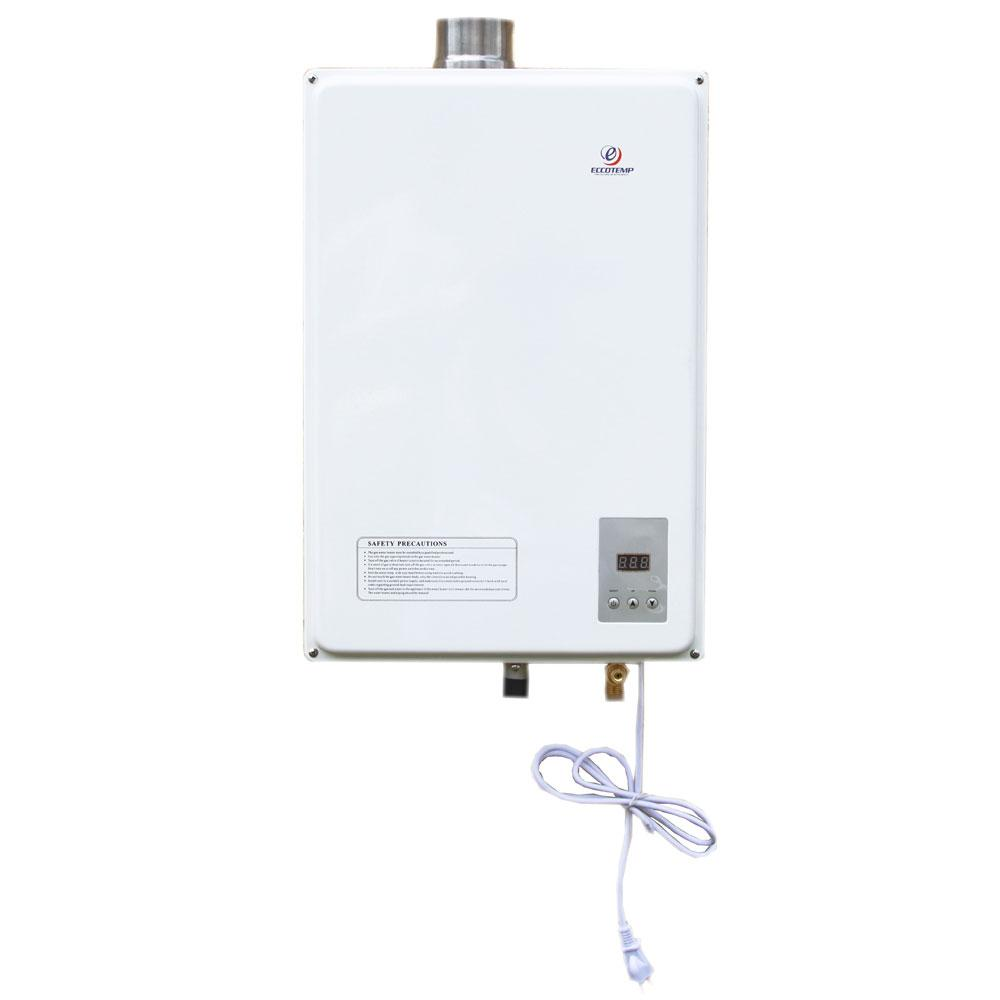 Eccotemp 40hi Ng Indoor Natural Gas 6 3 Gpm Whole House