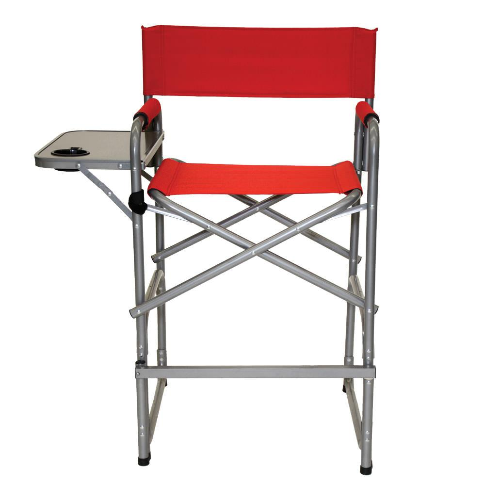 Tall Directoru0026#39;s Chair - Direcsource Ltd AC018-21TA - Folding Chairs - Camping World