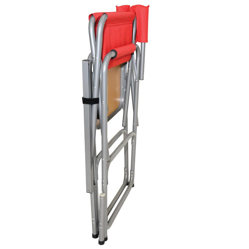 Tall Director s Chair Direcsource Ltd AC018 21TA Folding Chairs Cam