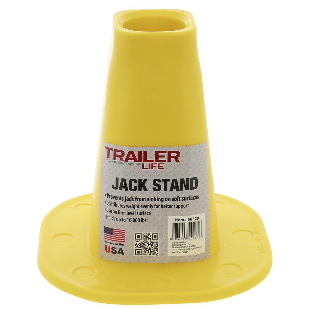 Trailer Jack Stand Cp Technologies Company RKCW819001 Tongue Jacks