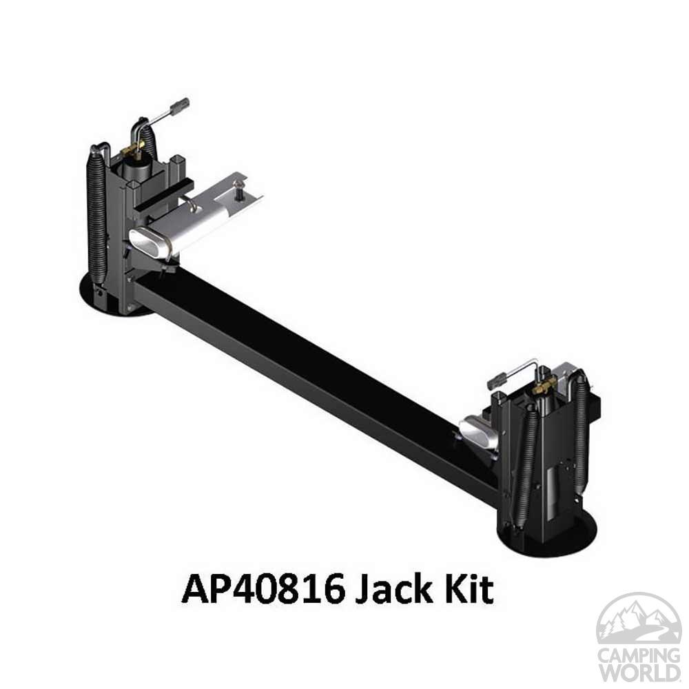 Rv Hydraulic Leveling Jacks : Hwh bi axis hydraulic leveling system ap