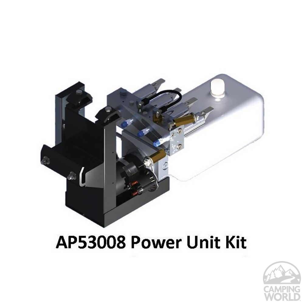Hwh Bi Axis Hydraulic Leveling System