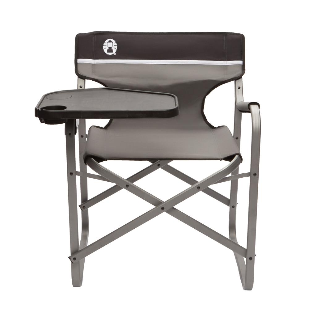 Swivel Table Deck Chair Coleman Folding Chairs Camping World