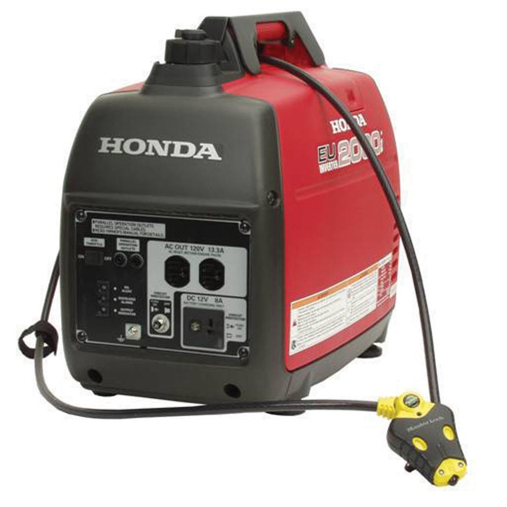 Honda Generator Theft Deterrent Bracket Honda 63230 Z07 010ah
