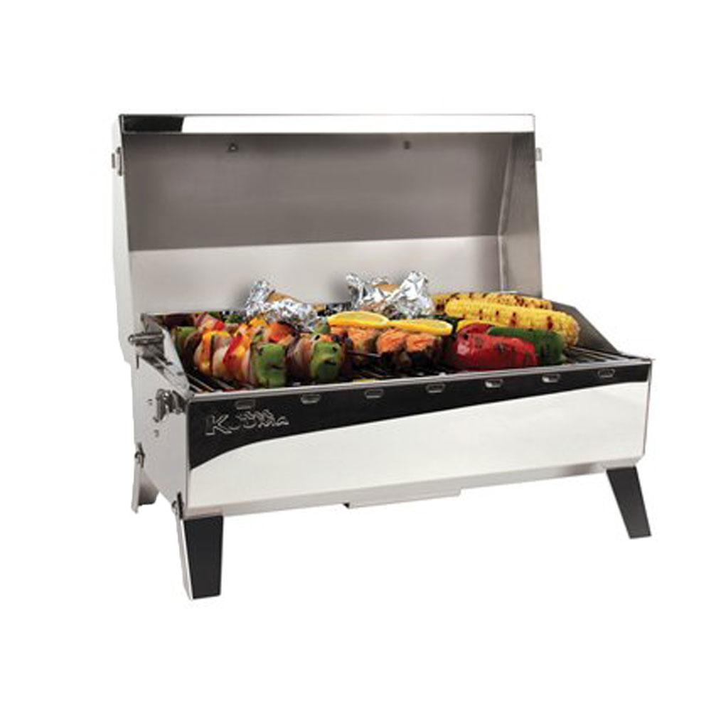 kuuma stainless steel grills charcoal grill