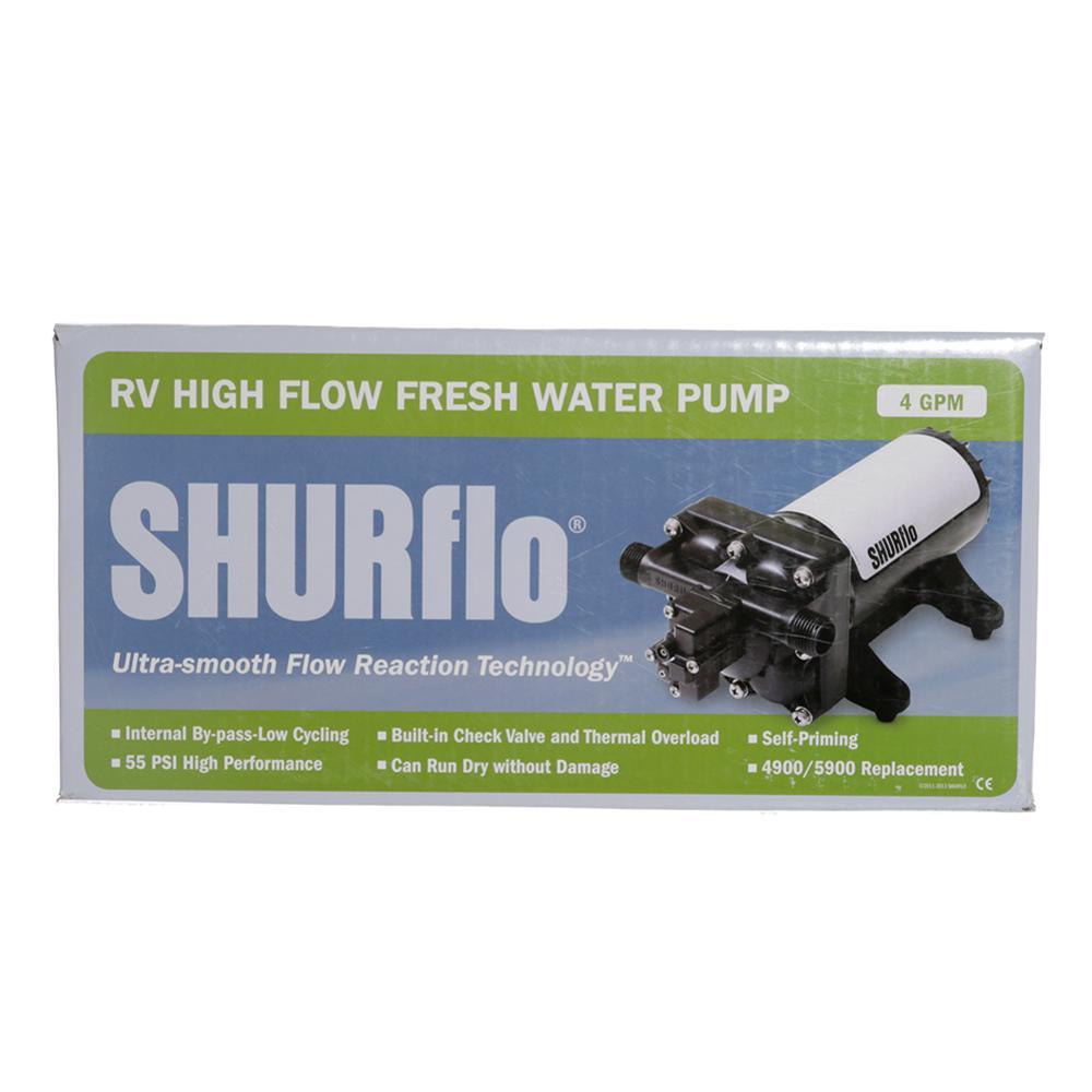 Shurflo 4048 Water Pump - Shurflo 4048-153-E75 - Fresh Water Pumps