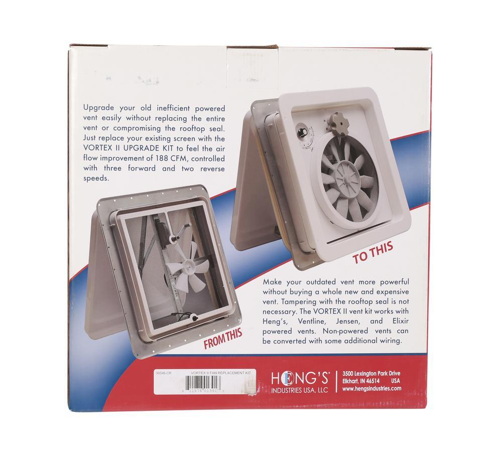 vortex ii vent fan upgrade heng s industries 90046 cr vents