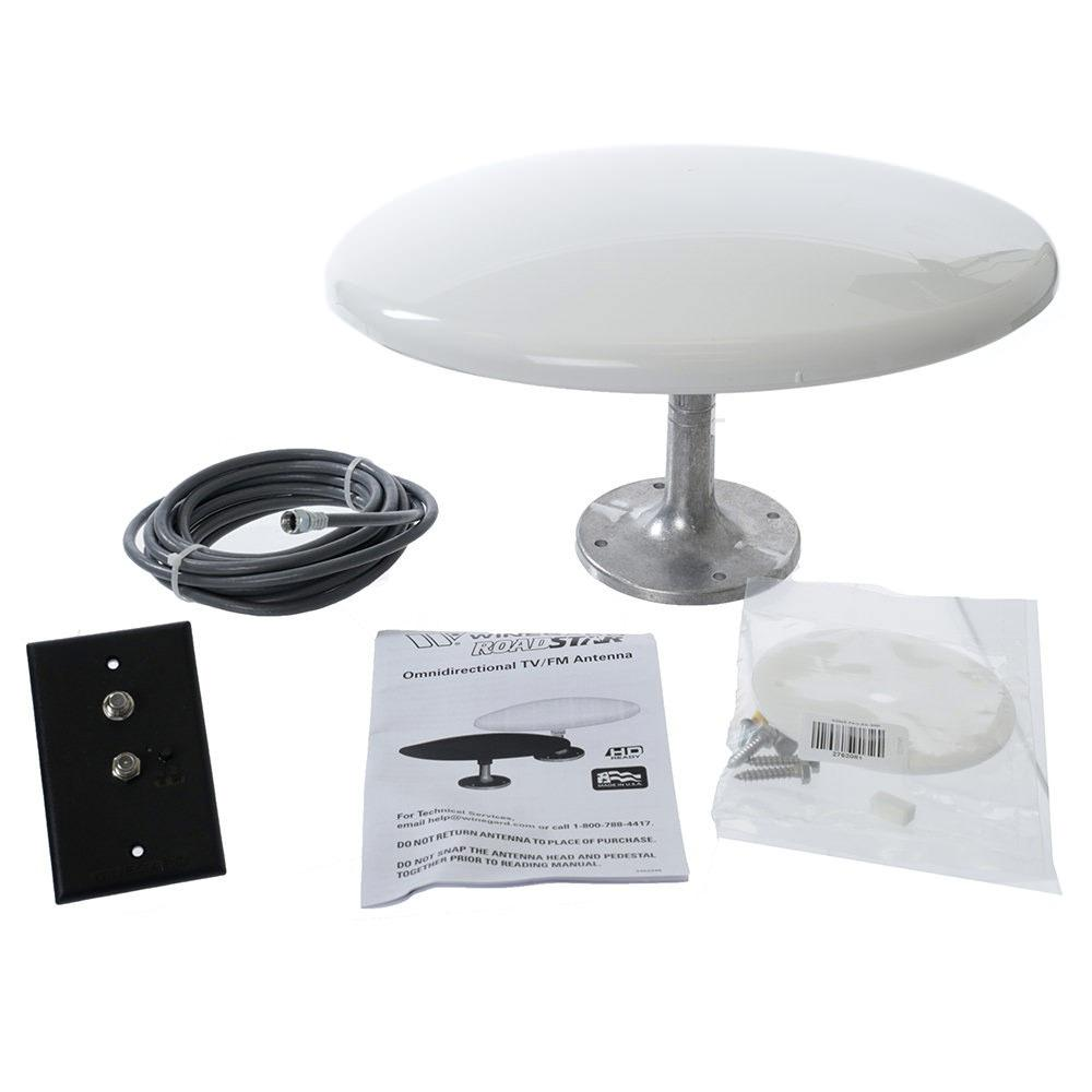 ... Winegard RoadStar Omni HDTV Antenna - White