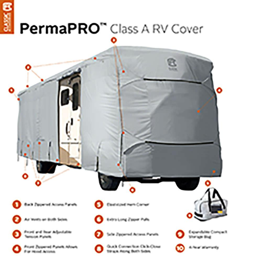 classic accessories permapro heavy duty rv cover classic