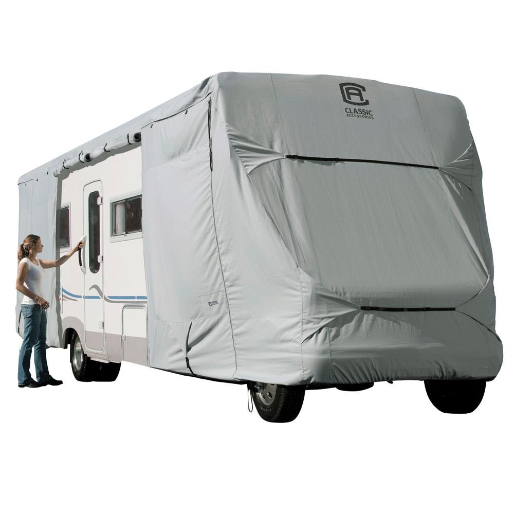 ... Classic Accessories PermaPro Heavy Duty RV Cover ...