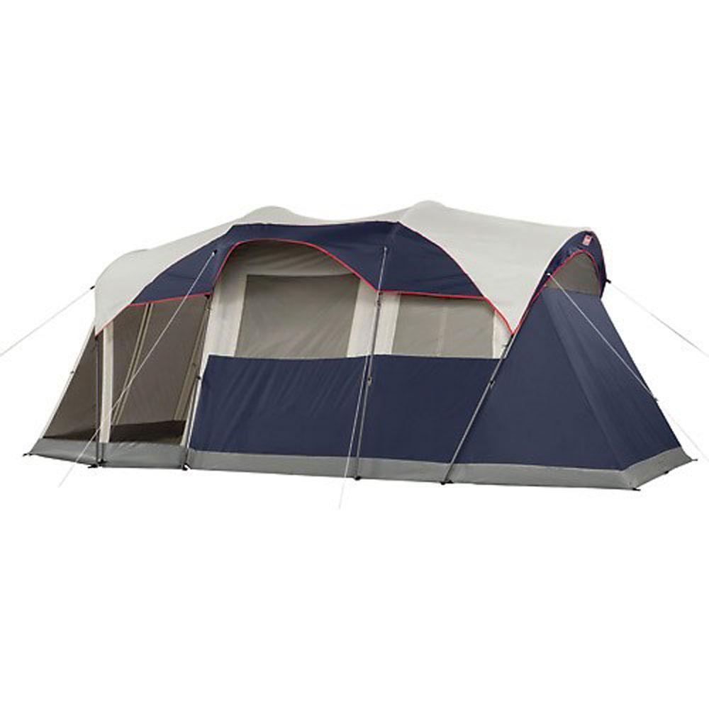 Elite Weathermaster Screened 6 Tent Coleman 2000004666