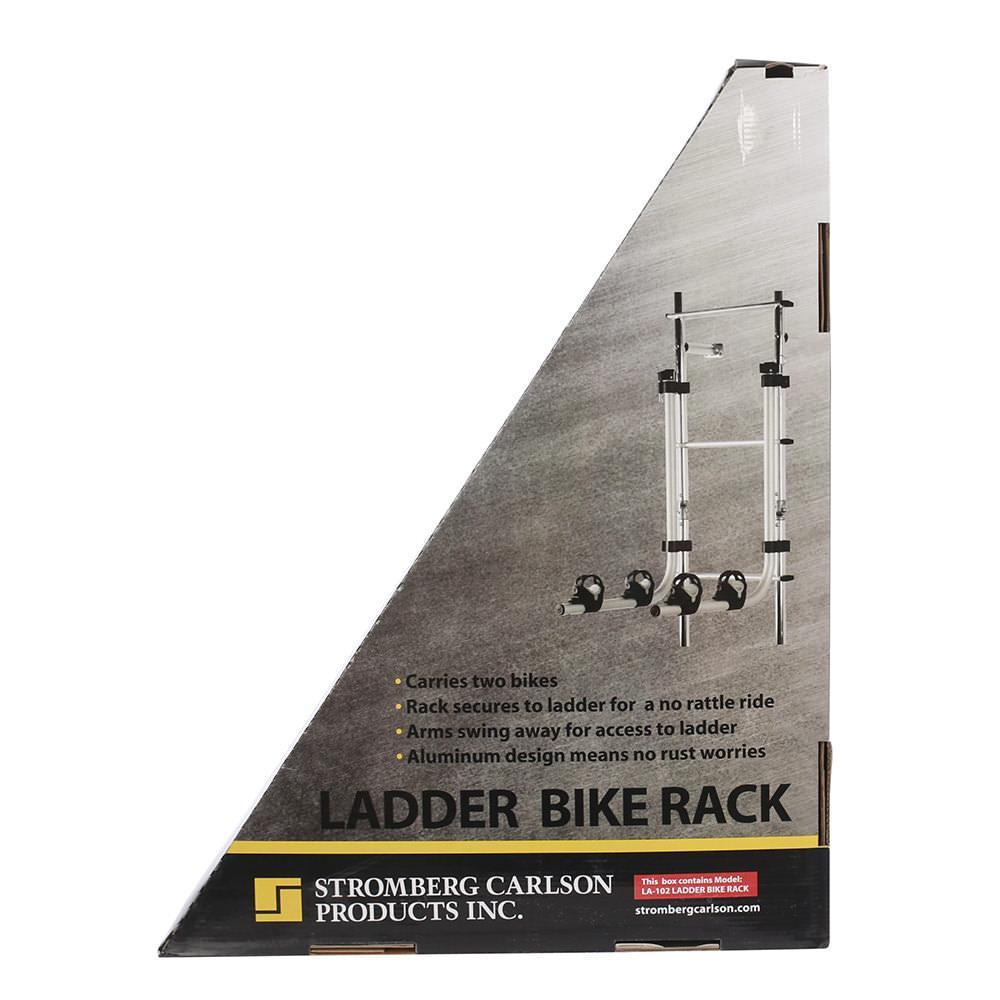 Ladder Bike Rack Stromberg Carlson La 102 Bike Racks Camping