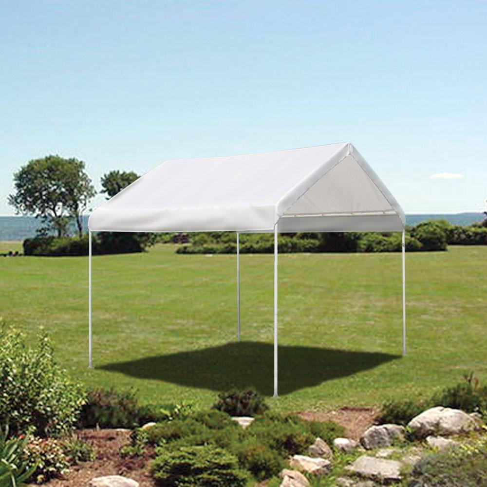 Portable Compact Canopy : Max ap compact canopy shelterlogic instant