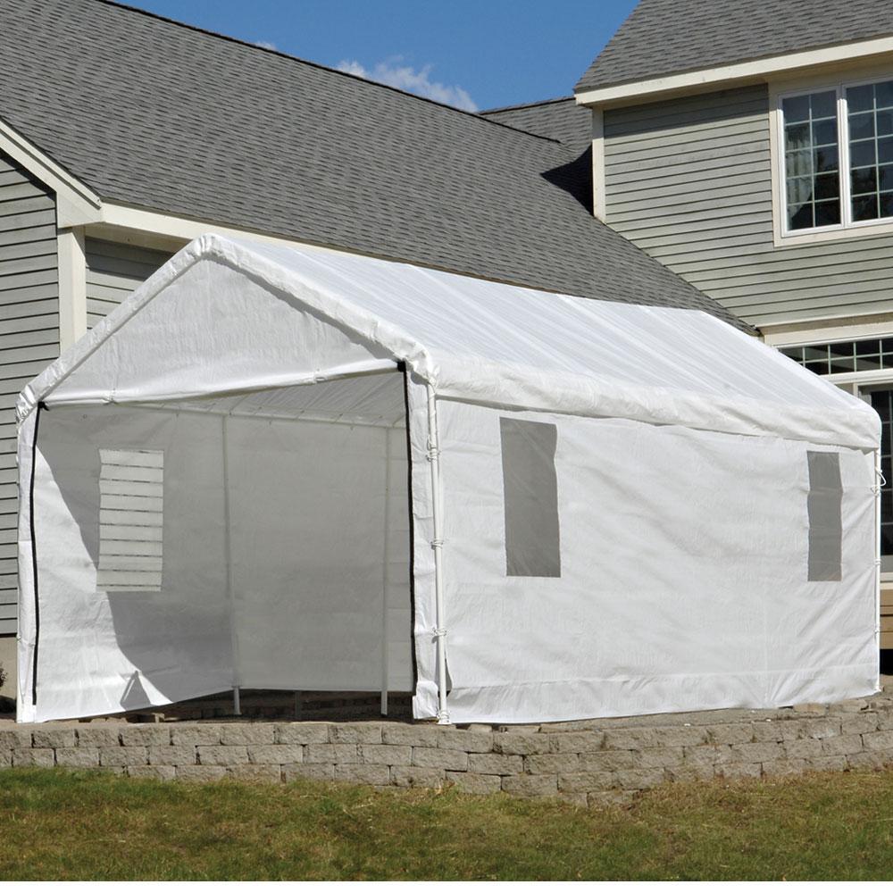 10x20 max ap 3in1 canopy enclosure kit