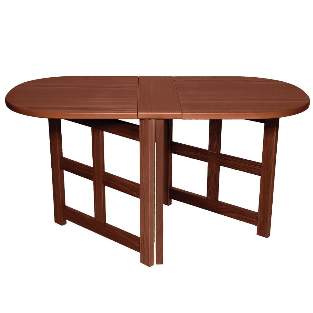 Folding coffee table walnut four corners d32 0004 tables camping world Folding coffee table