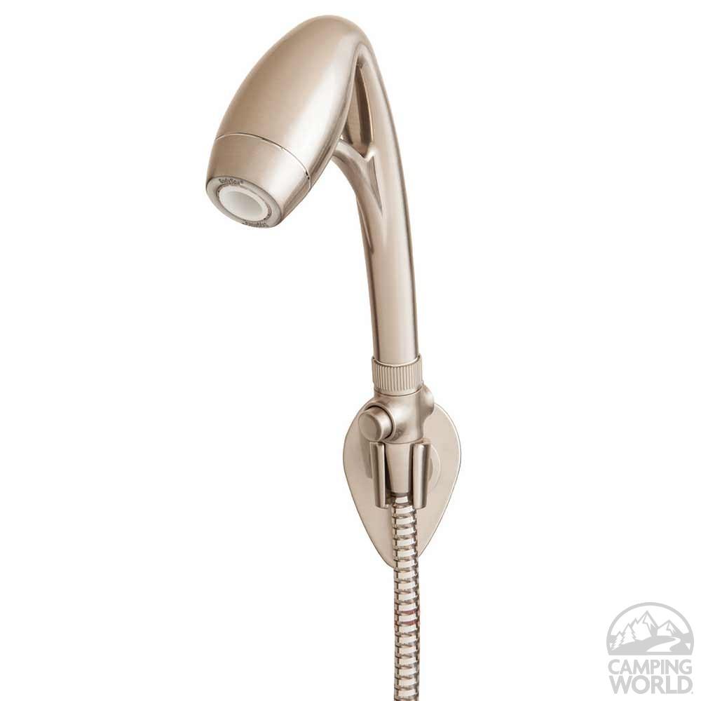 BodySpa RV Shower Kit - Brushed Nickel - Oxygenics 26481 - Shower ...