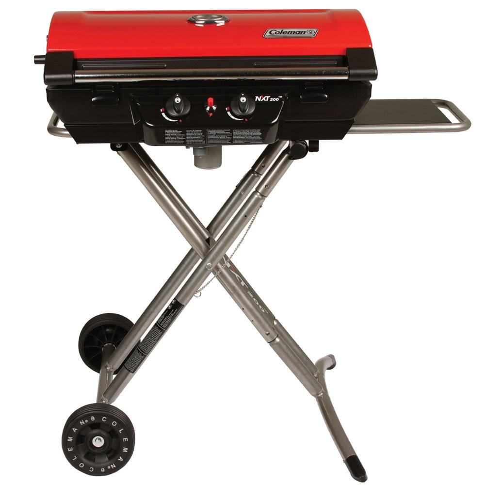 Exceptional ... Coleman NXT 200 Portable Grill ...
