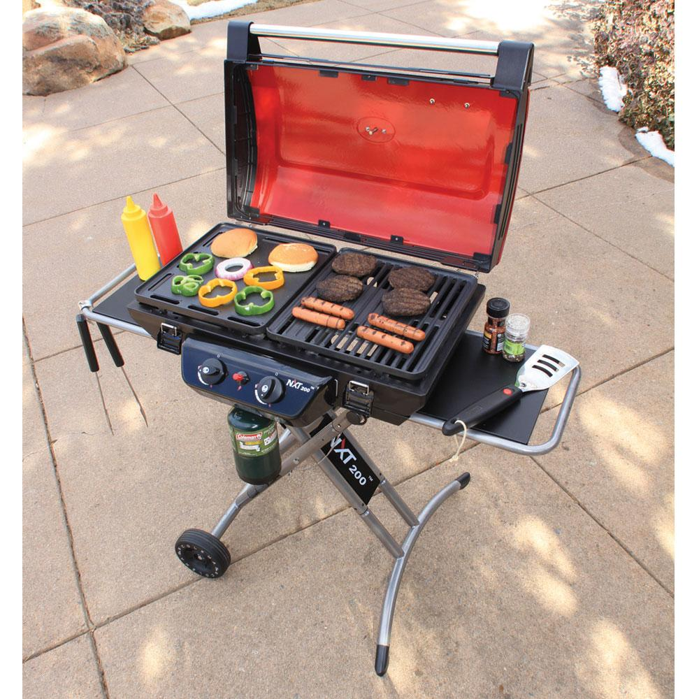Coleman nxt grill coleman 2000012520 gas grills - Coleman small spaces bbq decoration ...