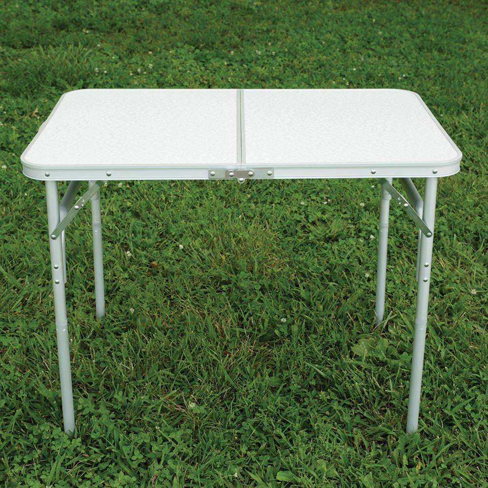 ... 3 Fold N Half Aluminum Table ...