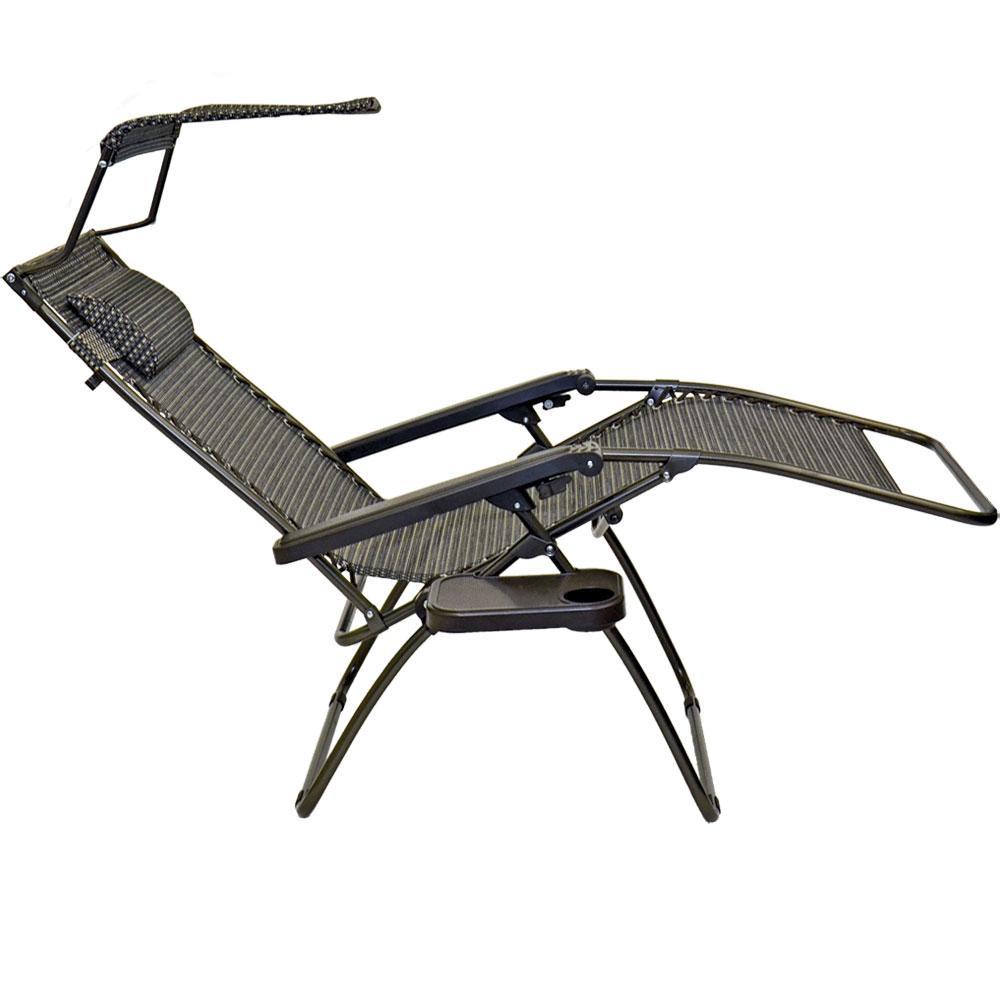 large mesh canopy zero gravity recliner - Zero Gravity Chair