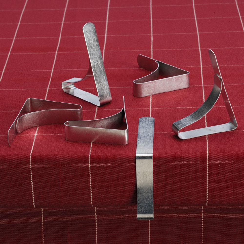 Steel tablecloth clamps direcsource ltd jh picnic