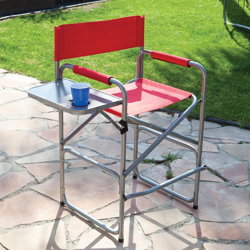 Tall Folding Directors Chairs Home Decor Takcop Com
