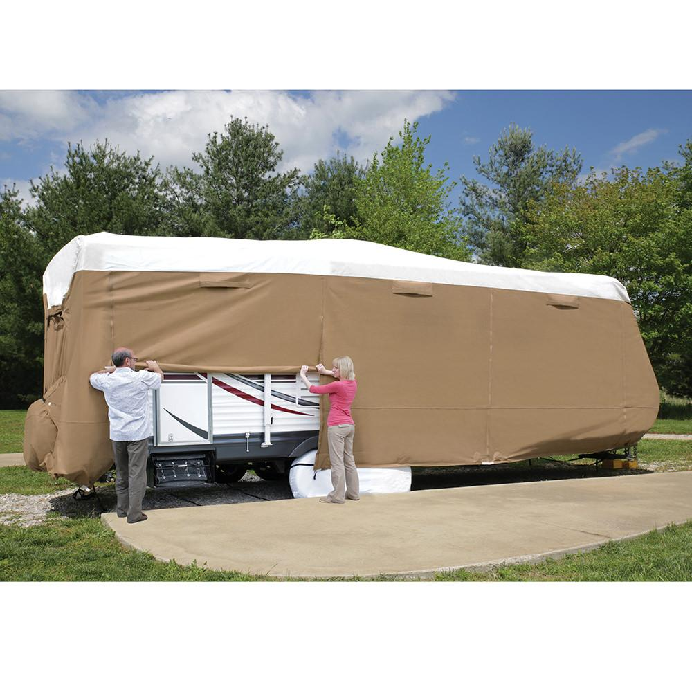 Elements All Climate Rv Cover Travel Trailer 15 1 18