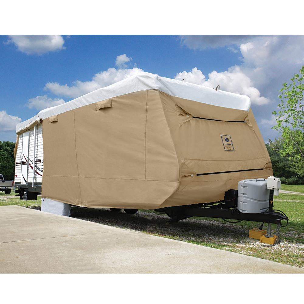 Motorhome Covers Product : Elements all climate rv cover travel trailer up to