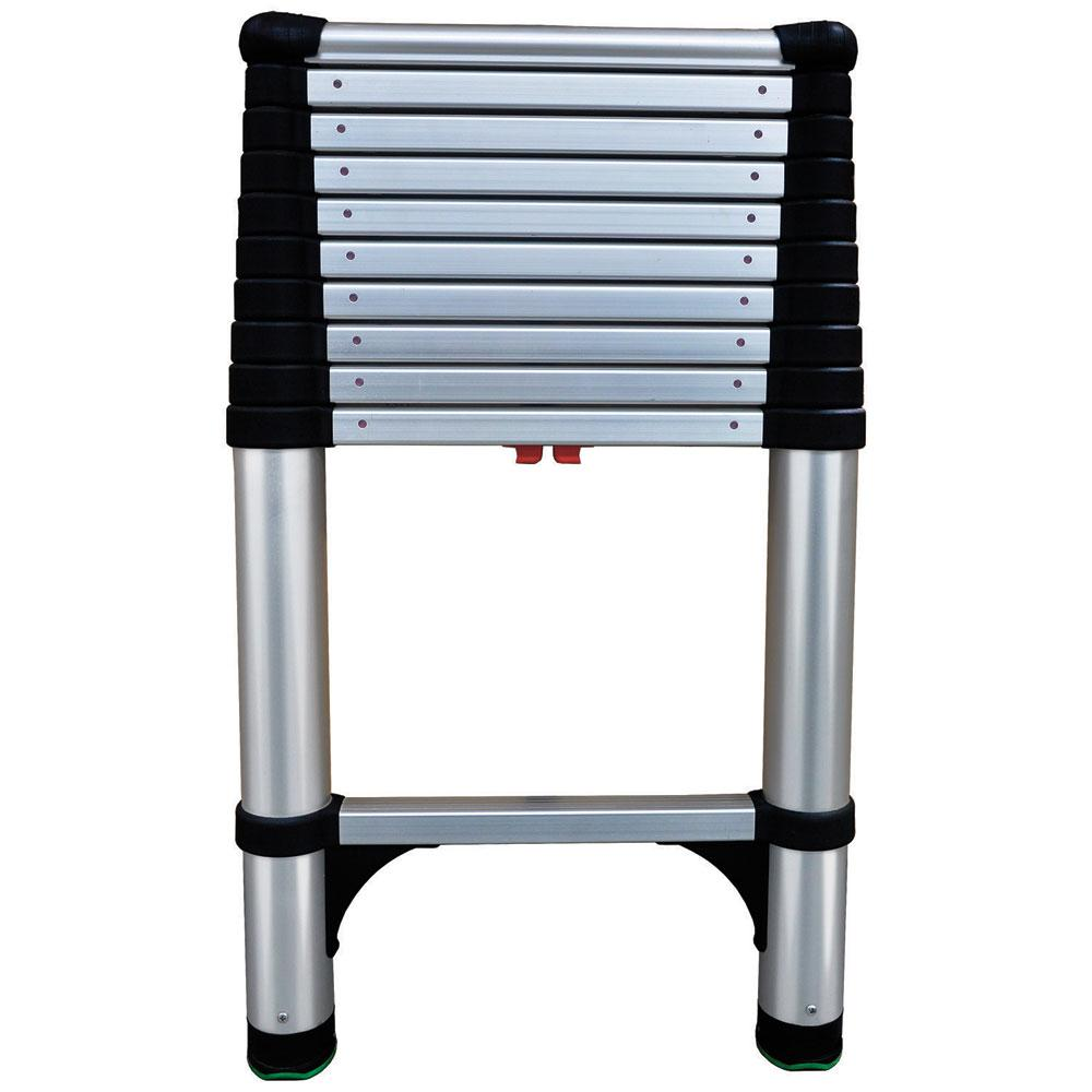 12 Foot Telescoping Ladder : Foot telescoping extension ladder regal ideas