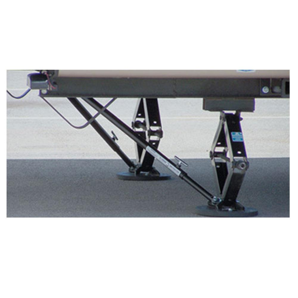 Fifth Wheel Stabilizer : Jt strong arm jack stabilizer system th wheel kit over