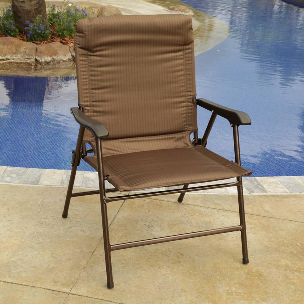 Wide Bronze Chair Four Corners D09 1062 Folding Chairs Camping World