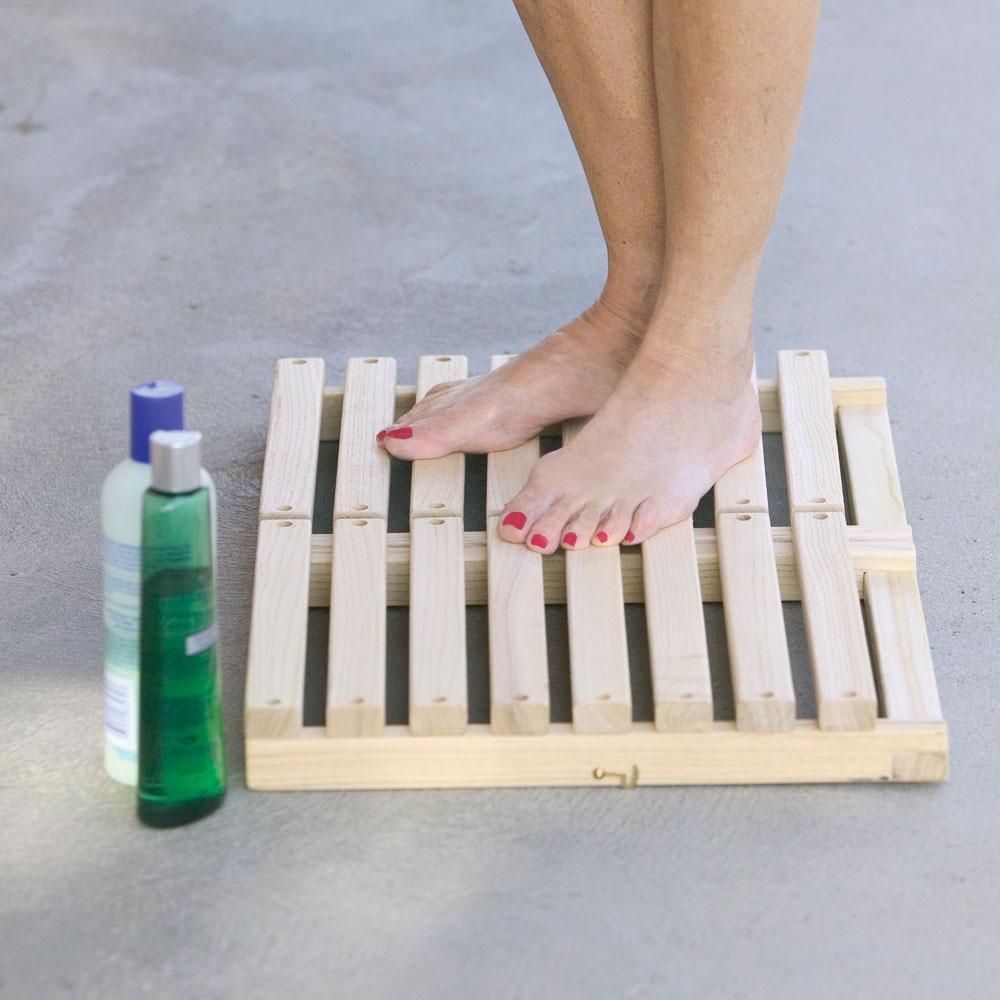Portable Rv Decks And Platforms : Portable shower deck ebay