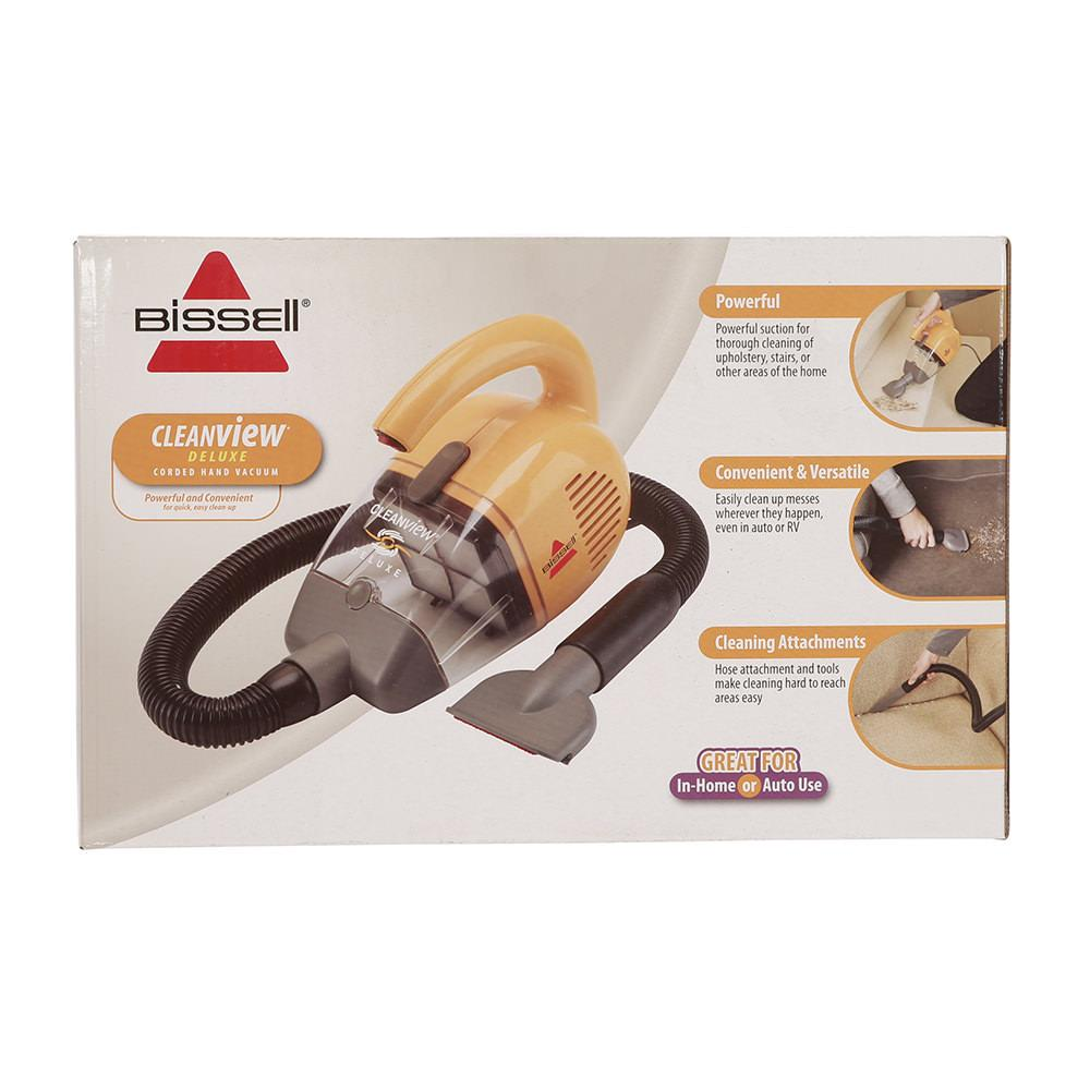 Cleanview Deluxe Corded Hand Vacuum Bissell Homecare Inc