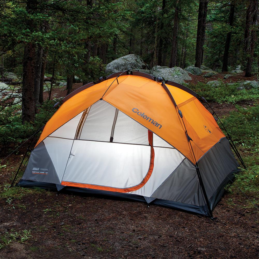 Instant Dome 5 Coleman 2000015674 Family Tents