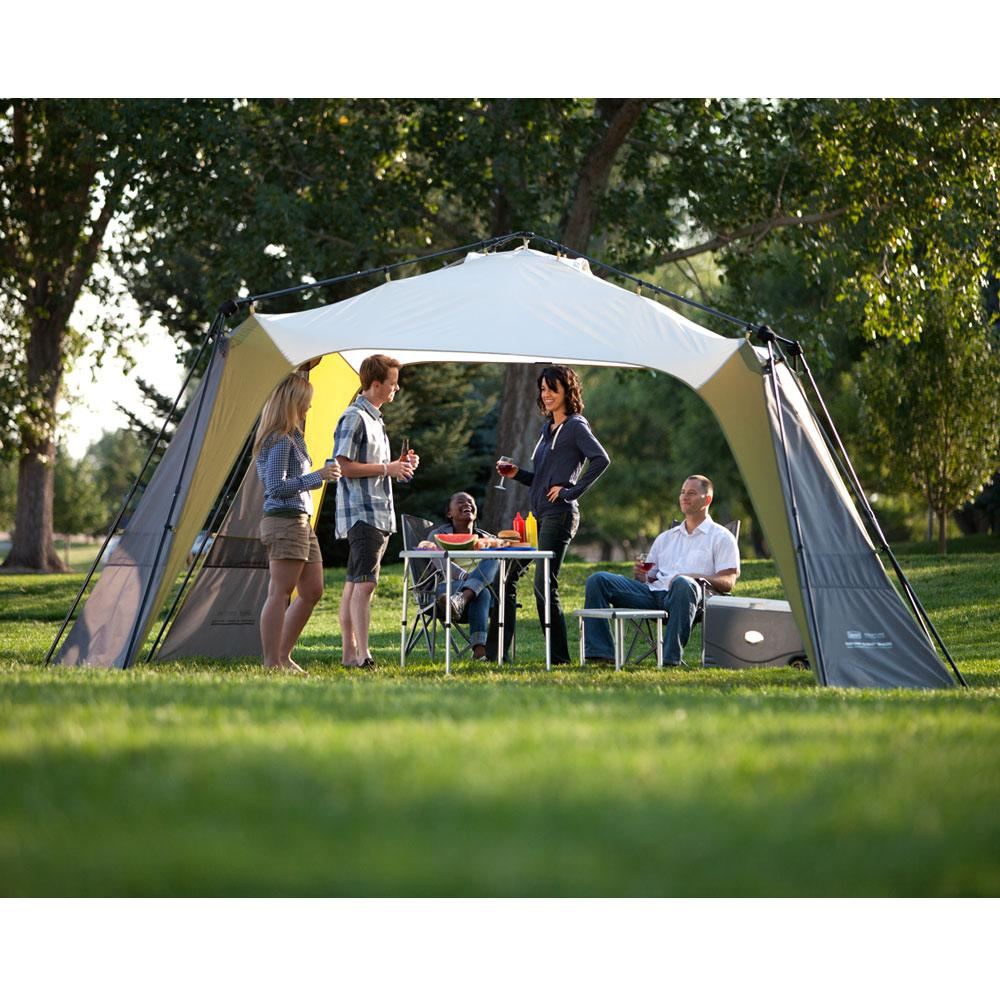 Coleman Event 14 Shade Canopy : Instant event shelter coleman