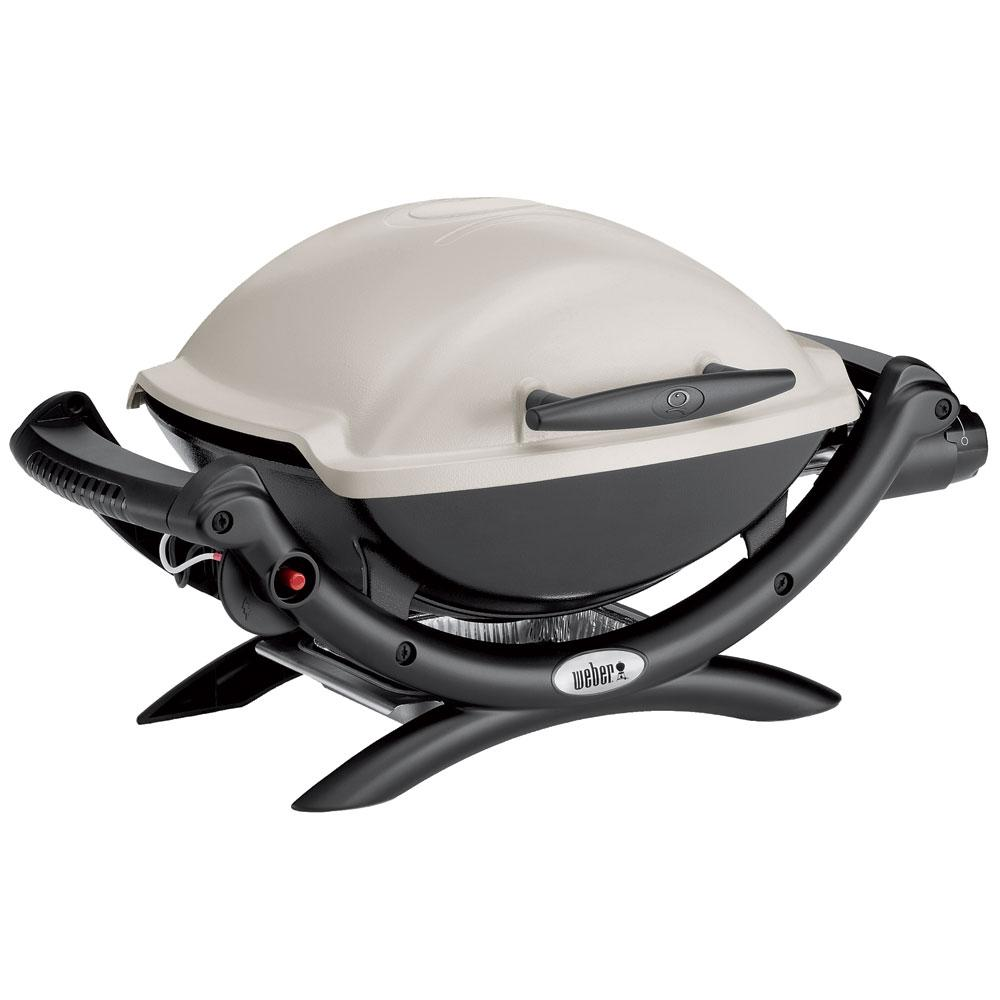 Exceptional ... Weber Q 1000 Portable Propane Grill