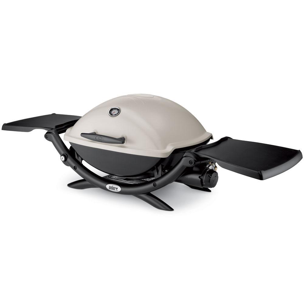 weber q 2200 portable propane grill weber 54060001 gas grills camping world. Black Bedroom Furniture Sets. Home Design Ideas