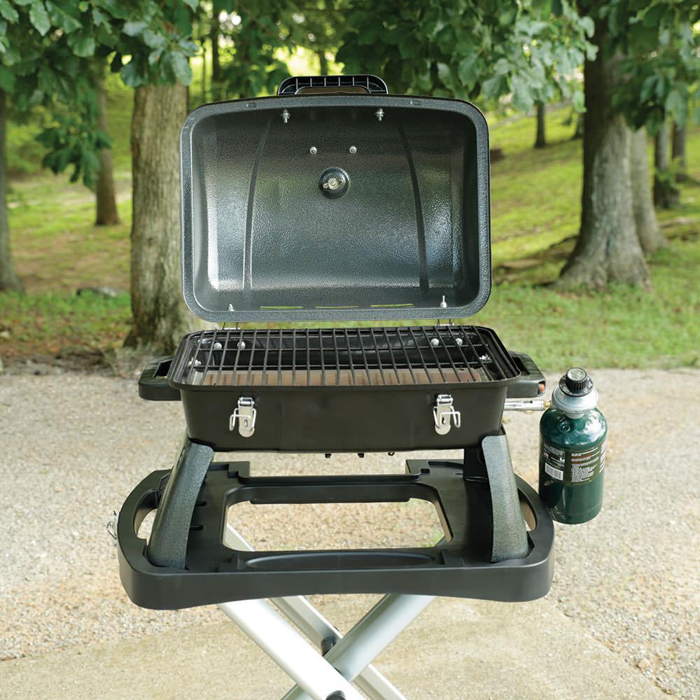 ... Olive BBQTek Portable Grill ...