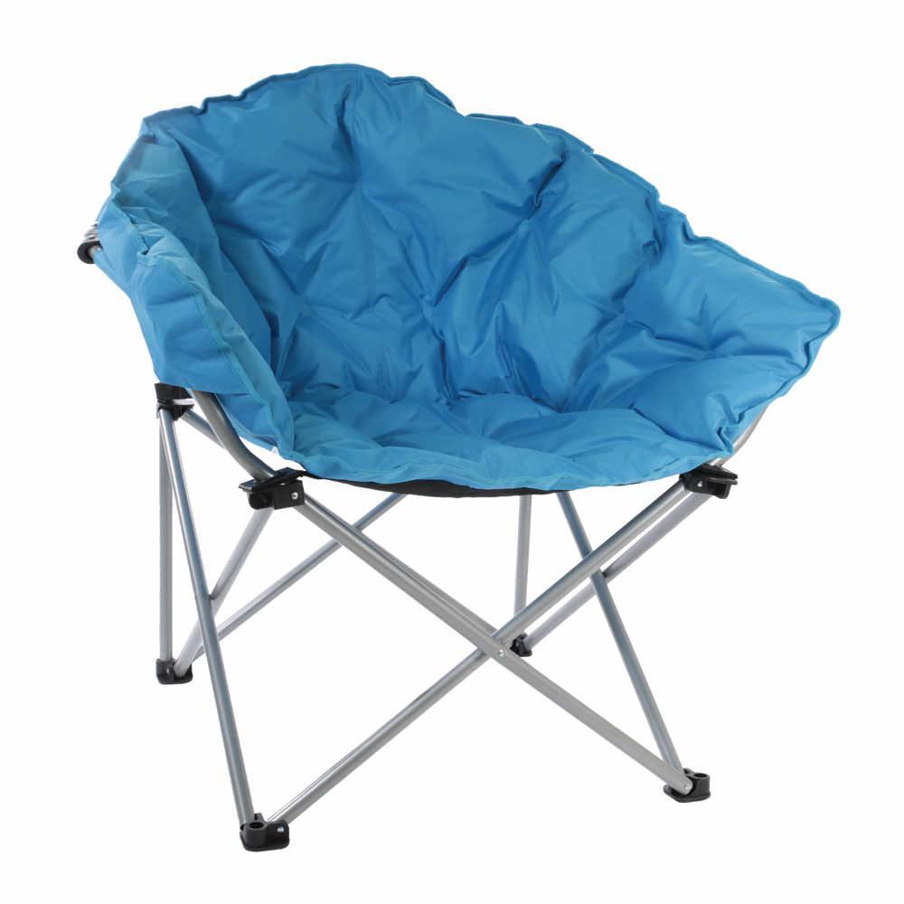 Blue Club Chair Mac Sports C932S 110 Folding Chairs