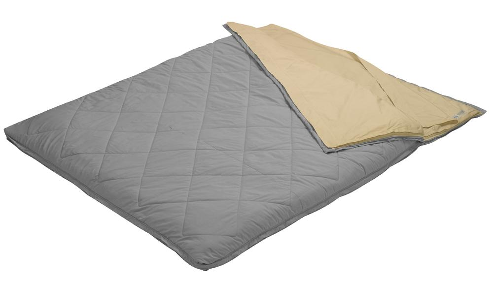 This All Naturalorganic Sleep System Includes Two Pillows